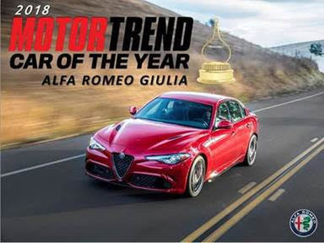 Three rivers alfisti three rivers alfisti news for Motor trend drivers car of the year