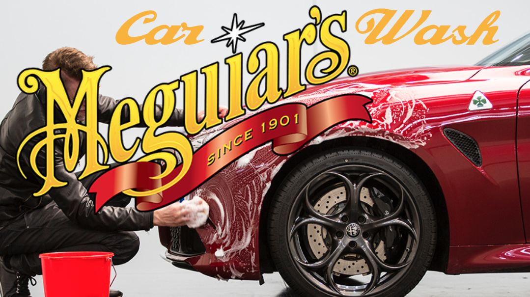 Meguiars Car Wash Alfa Romeo Owners Club Cortile della Corsa