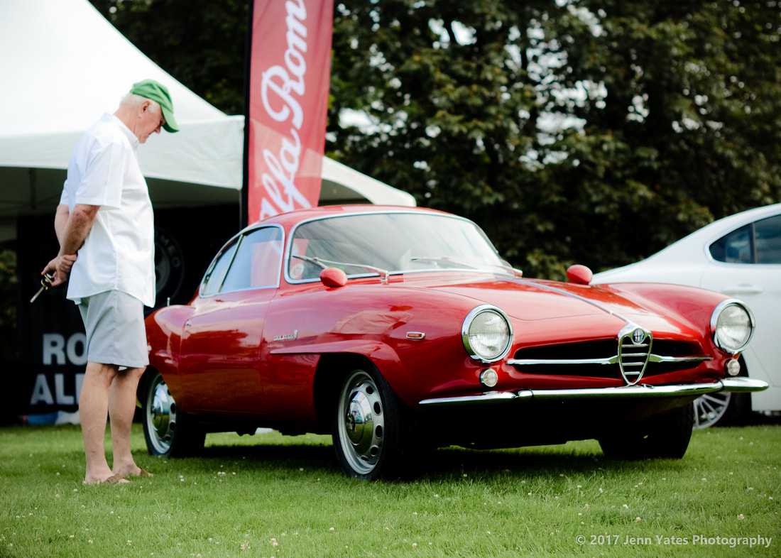 Howard West Alfa Romeo Sprint Speciale